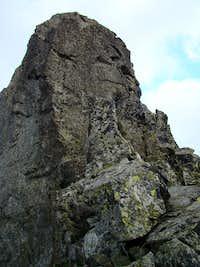 Zabi Kon's West Ridge