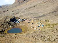 Mawenzi Tarn Hut (4300m)
