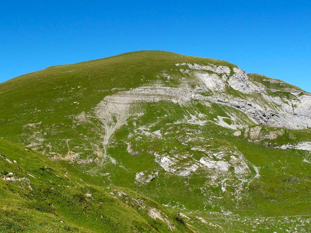 The Iffighorn, 2378 meters