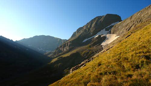 Morning, Kit Carson Mountain