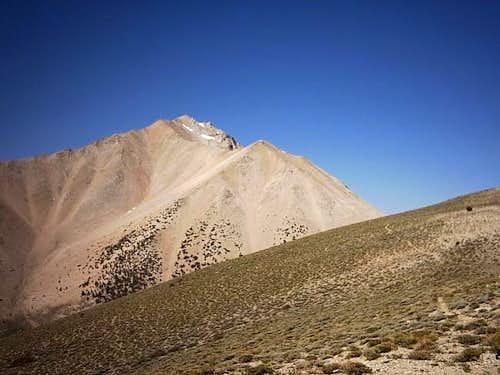 Boundary Peak from before...