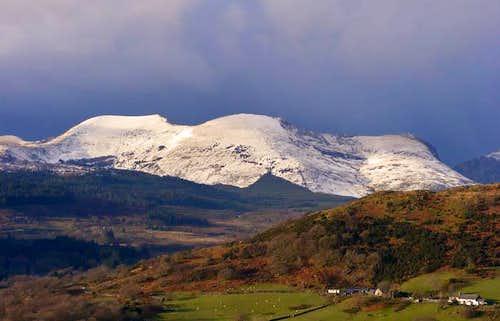Nantlle Ridge