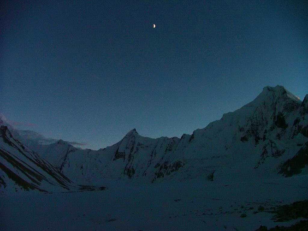 Gondogoro La, Karakoram Pakistan