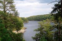Example of the Canadian Shield