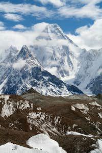 Gasherbrum IV, 9 august 2005