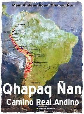 Main Andean Road / Qhapag Ñan