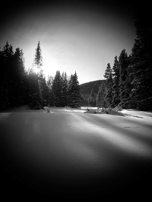 Holy Cross Winter