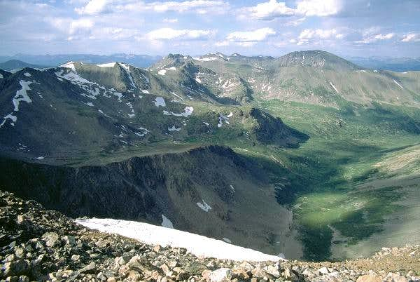 Platte Gulch and Quandary...