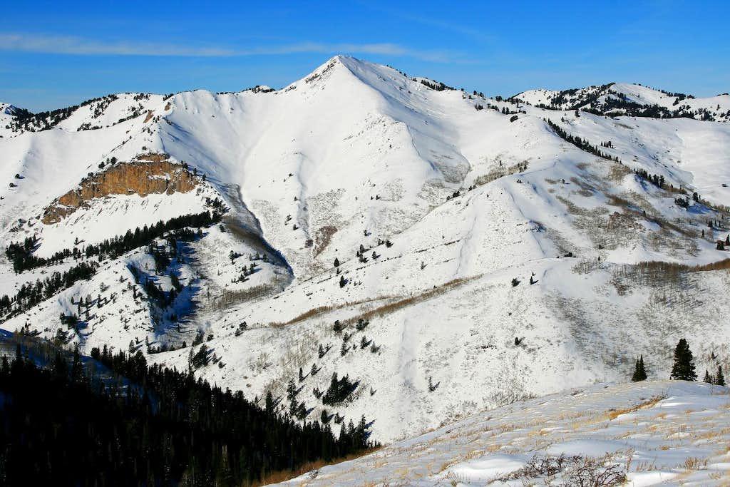 Grandview Peak.