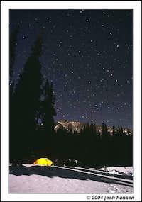 Mt. Meeker -- Viewed from...