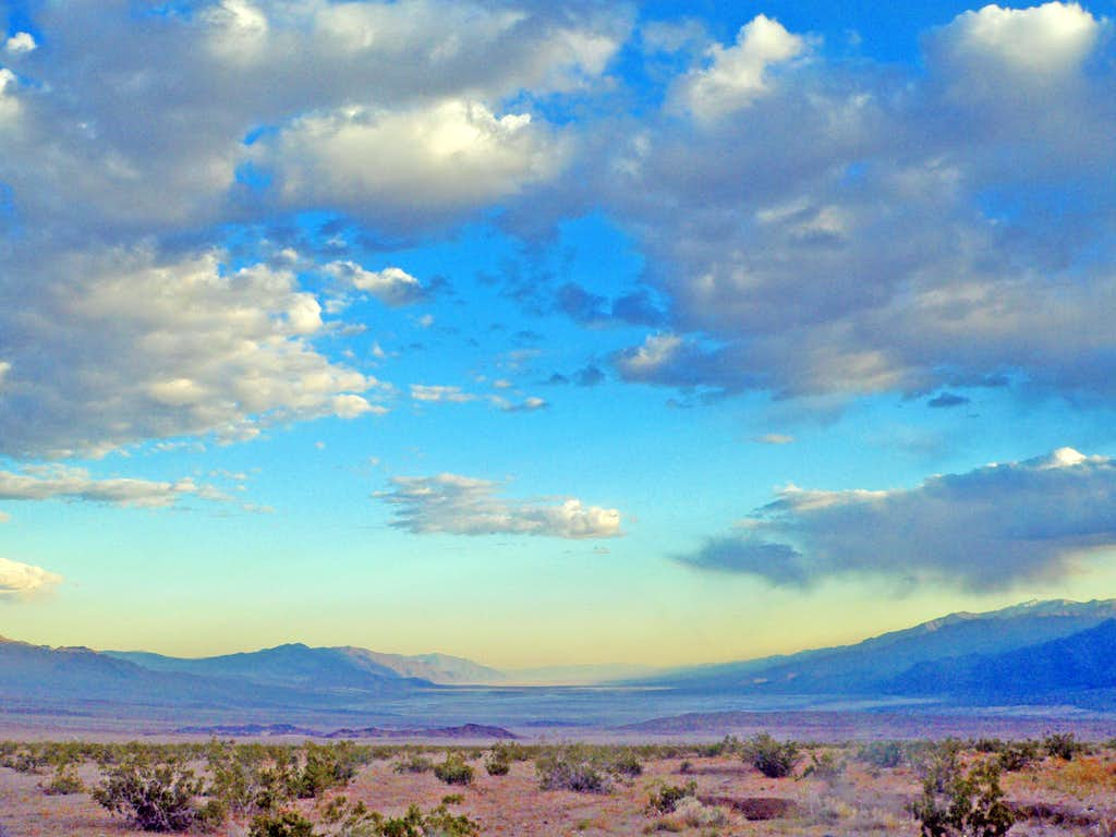 Death Valley south
