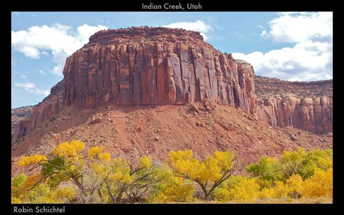 Indian Creek, Utah