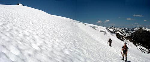 Upper Walrus Glacier