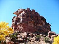 Big Domiguez Canyon Fall