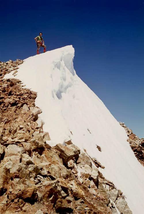 Aiguille des Glaciers...