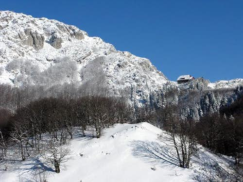 Schlosser's mountain hut
