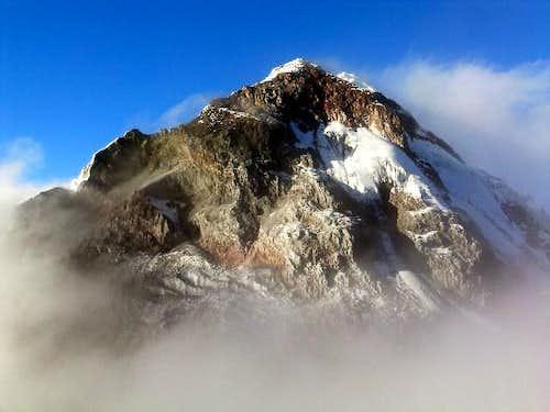 Remarkable views of Iliniza...