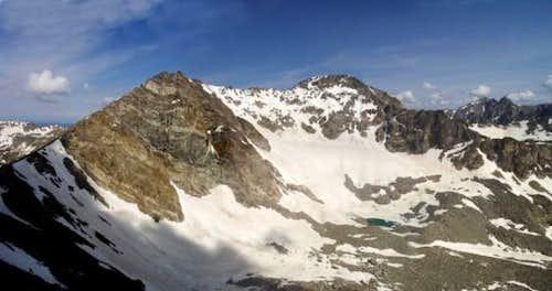 Six photo stiched panorama of...
