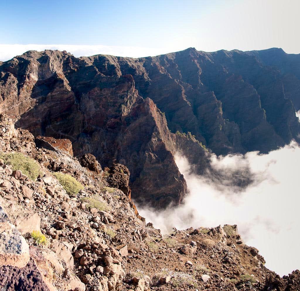 Pared de Roberto (2349m), Pico de la Cruz (2351m), Pietra Llana (2314m)
