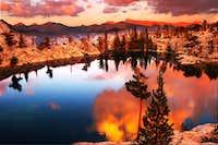 Picket Creek Lake