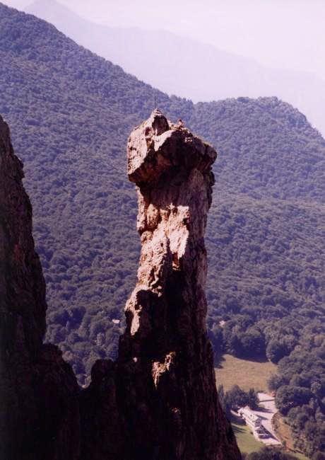 Grigna meridionale - Il Fungo...
