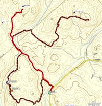 Sugarloaf Routes