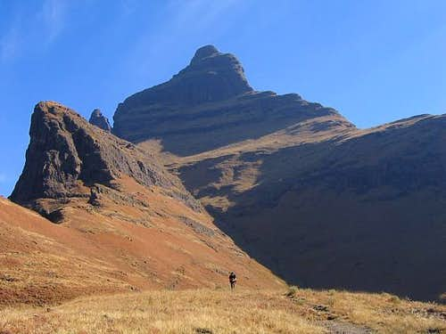 Cathedral Peak (Drakensberg)
