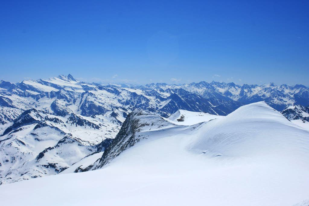 Rainerhorn, 3.559m
