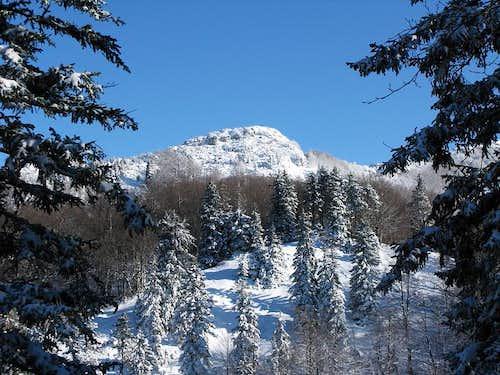 Mali Južni Risnjak (1.448 mtrs)