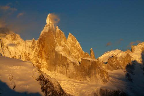 Cerro Torre - From Cerro Solo