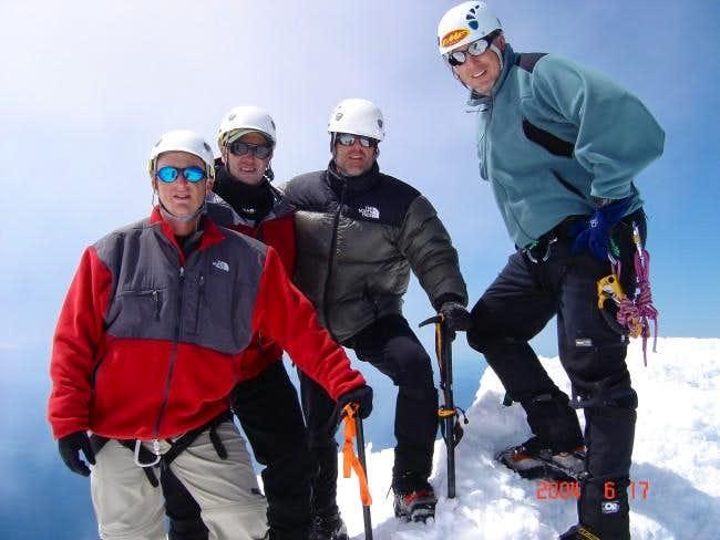 On the summit June 17, 2004,...