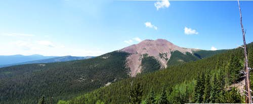 Baldy Mountain Panorama