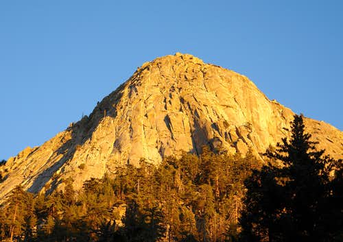 Tahquitz (Lily) Rock