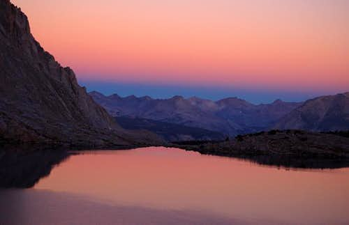 High Sierra Dawn
