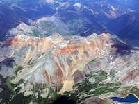 Vermilion  Peak