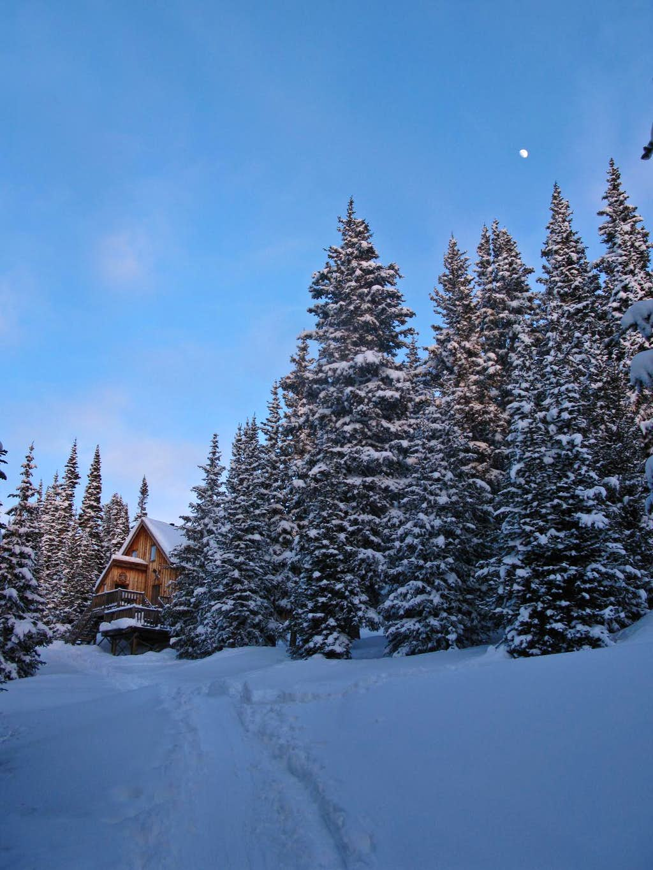 Polar Star Hut, Colorado
