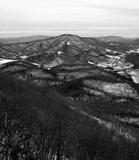 Tinker Cliffs View