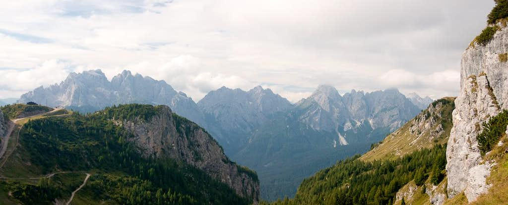 Southern Carnic Alps