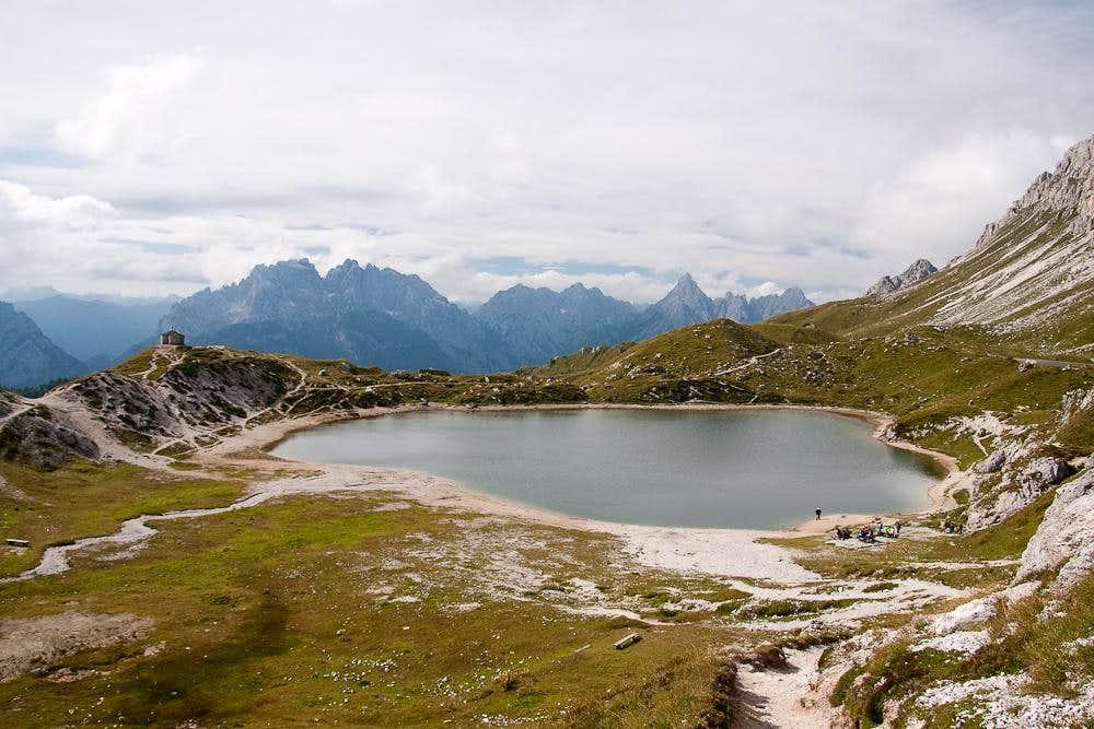Lago d'Olbe Grande