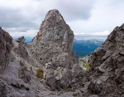 Cresta Righile / Cresta del Ferro