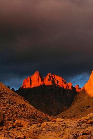Mt. McAdie