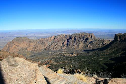 Chisos Basin