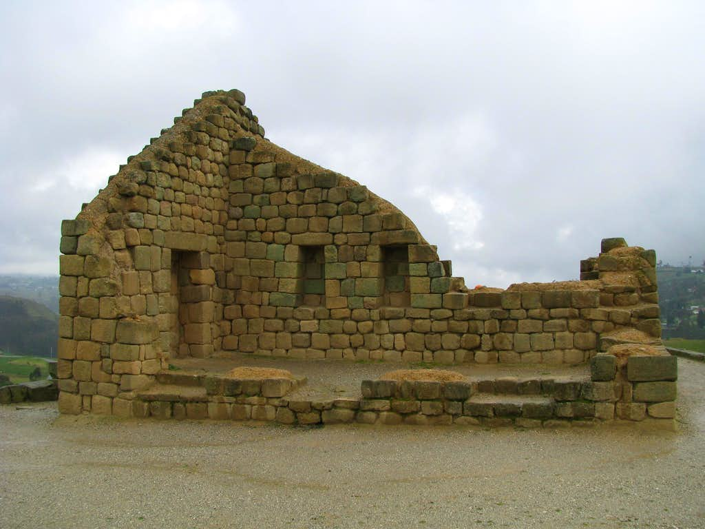 Ingapirca Castle