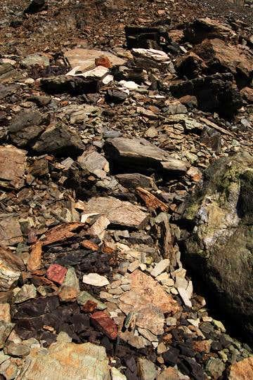Metavolcanic rock