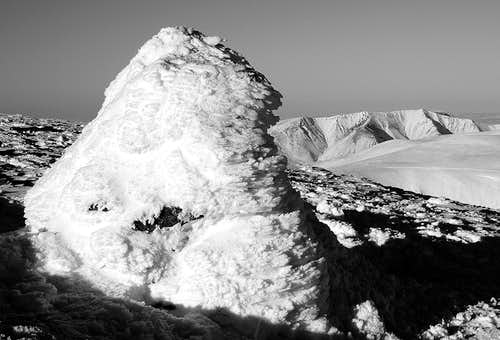 Blencathra from Helvellyn