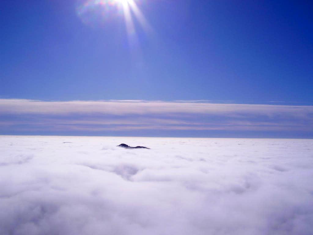Summit of Coltignone