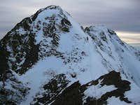 The summit is near!