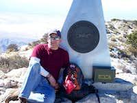 Guadalupe Peak, TX, USA