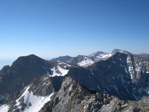 6/27/04 - From the summit of...