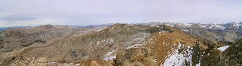 View Northeast From Alta Peak